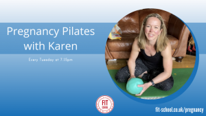 Link to Pregnancy Pilates